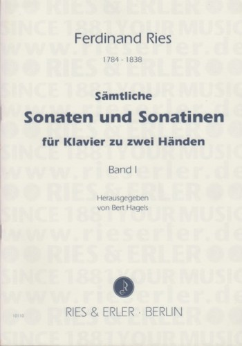 Image for Complete Sonatas & Sonatinas for Piano, Book I