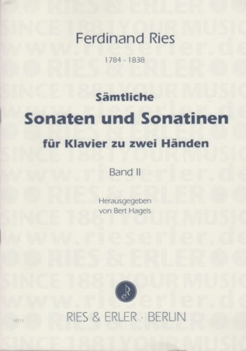 Image for Complete Sonatas & Sonatinas for Piano, Book II