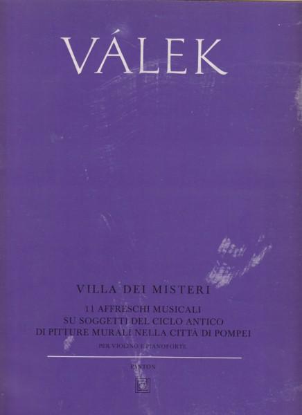 Villa Dei Misteri - Violin & Piano