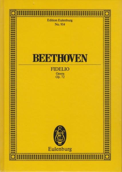 Fidelio, Opera Op.72 - Eulenburg Study Score