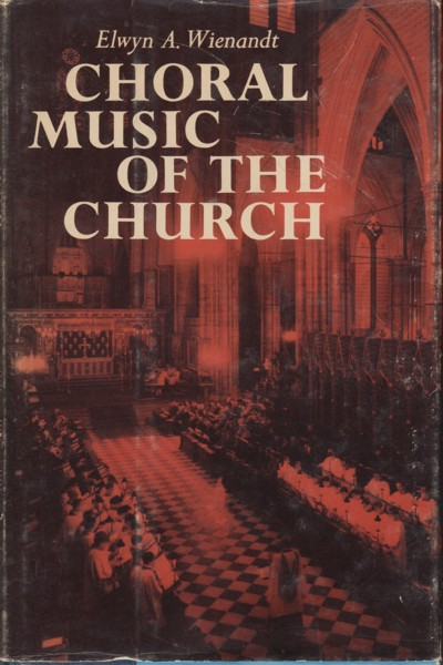 Image for Choral Music of the Church