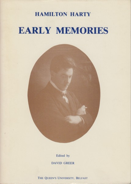Image for Early Memories