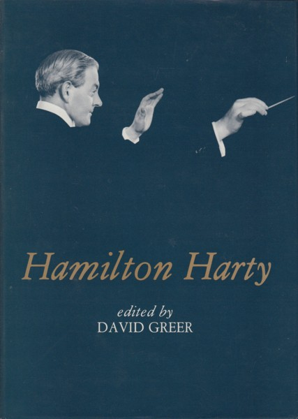 Image for Hamilton Harty, His Life and Music