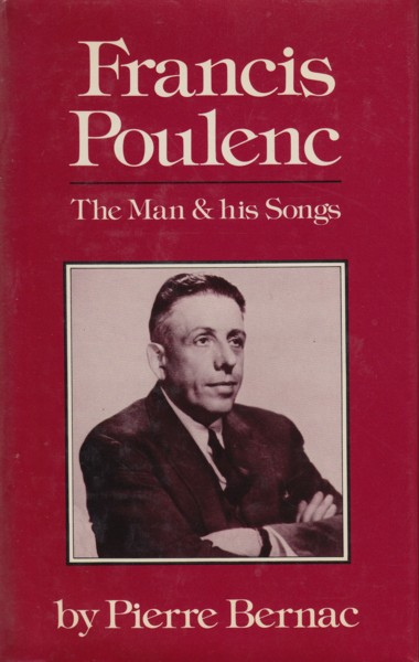 Image for Francis Poulenc, The Man and His Songs
