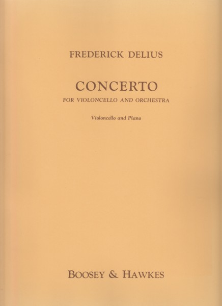 Image for Cello Concerto - Cello & Piano Parts