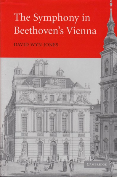 Image for The Symphony in Beethoven's Vienna