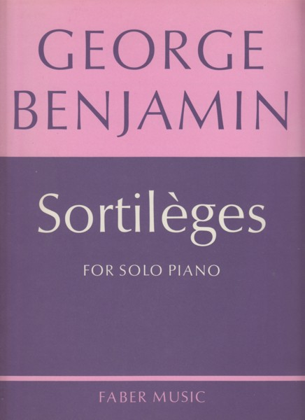 Sortilèges for Solo Piano