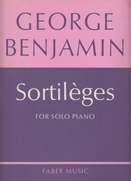 Sortilèges for Solo Piano