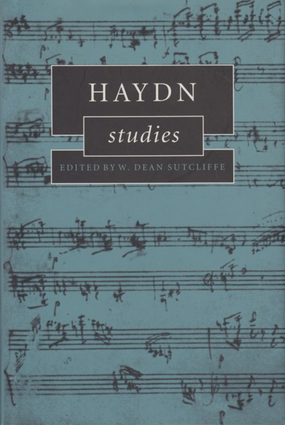 Image for Haydn Studies