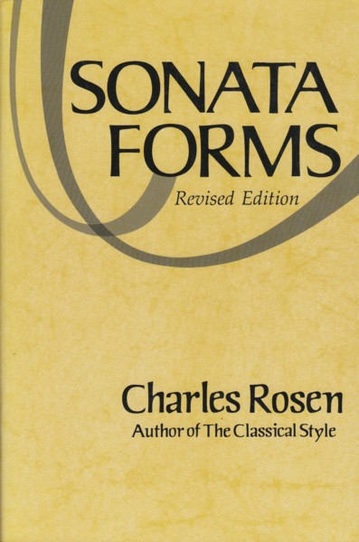 Image for Sonata Forms - Revised Edition