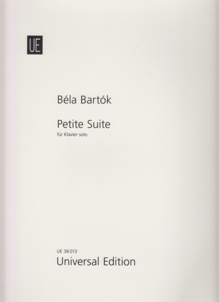 Image for Petite Suite for Piano