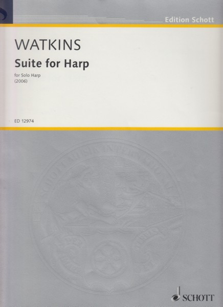 Image for Suite for Solo Harp (2006)