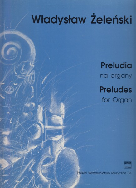 Image for 25 Preludes Op.38 for Organ