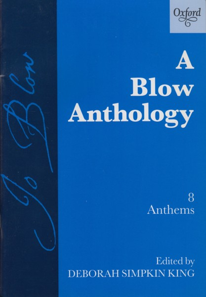 Image for A Blow Anthology - 8 Anthems
