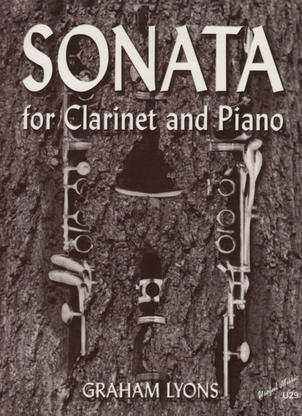 Image for Sonata for Clarinet and Piano