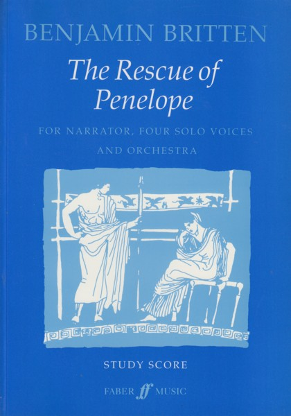 Image for The Rescue of Penelope - Study Score