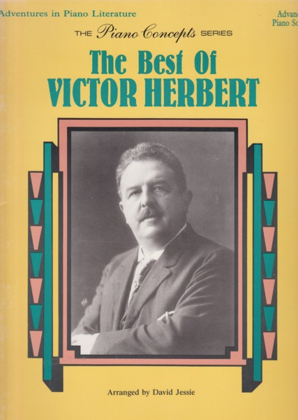 Image for The Best of Victor Herbert - Piano Solo