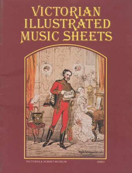 Image for Victorian Illustrated Music Sheets