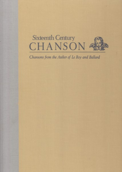 Image for French Chansons 1 - 33 (The Sixteenth-Century Chanson Volume 11)