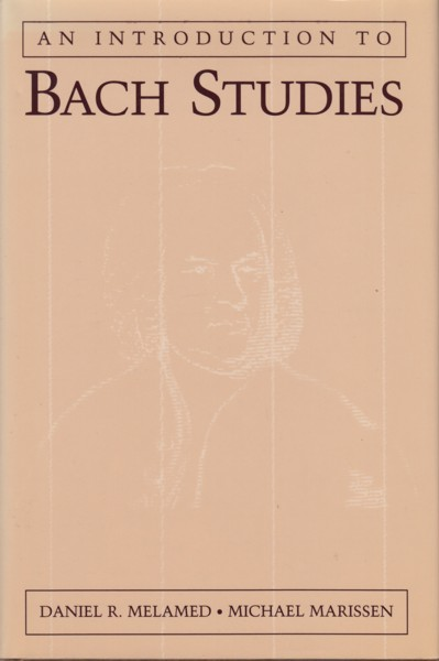 Image for An Introduction to Bach Studies.