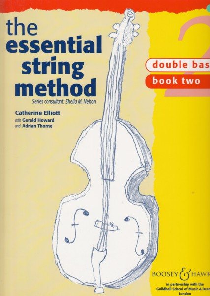 Image for The Essential String Method - Double Bass Book Two