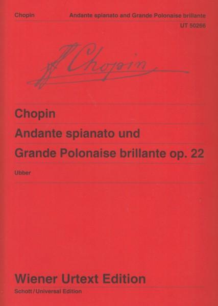 Andante Spianato and Grande Polonaise Brillante, Op.22