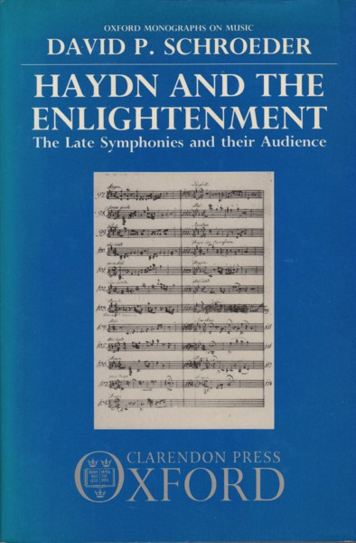 Image for Haydn and the Enlightenment - The Late Symphonies and their Audience