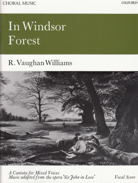 Image for In Windsor Forest - Vocal Score