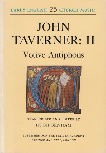 Image for Votive Antiphons