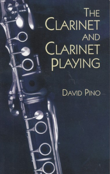 Image for The Clarinet and Clarinet Playing