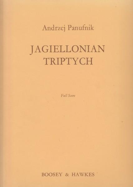 Jagiellonian Triptych - Full Score