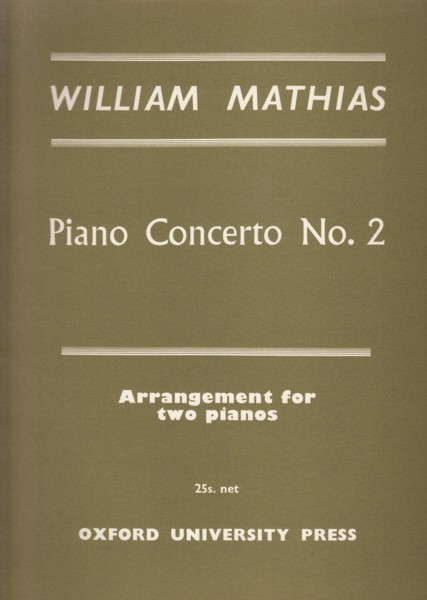 Image for Piano Concerto No.2 - Arrangement for Two Pianos