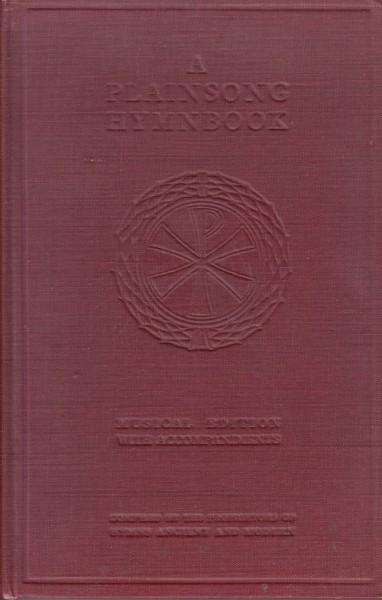 Image for Hymns Ancient and Modern - A Plainsong Hymnbook