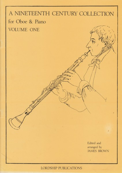 Image for A Nineteenth Century Collection for Oboe & Piano - Volume One