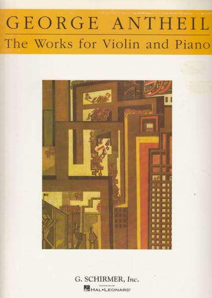Image for The Works for Violin and Piano