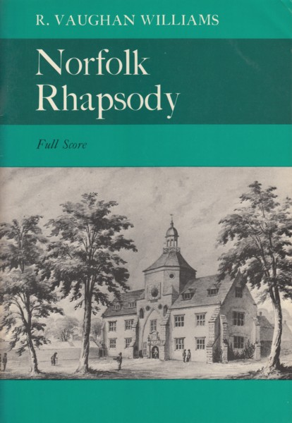 Norfolk Rhapsody No.1 - Study Score