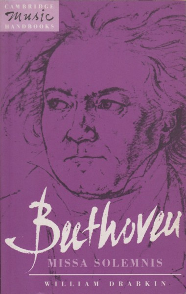 Image for Beethoven: Missa Solemnis - Cambridge Music Handbooks