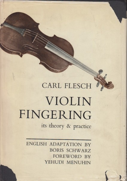 Image for Violin Fingering Its Theory and Practice