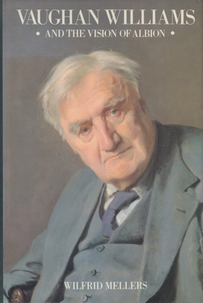 Image for Vaughan Williams and the Vision of Albion