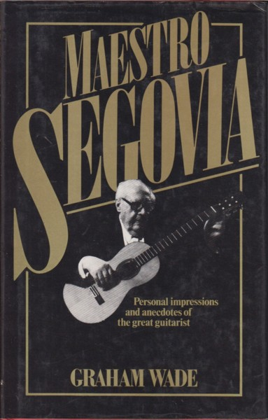 Image for Maestro Segovia