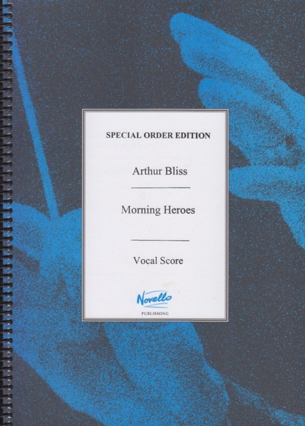 Image for Morning Heroes - Vocal Score