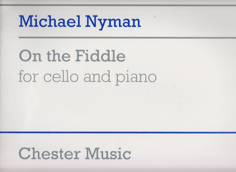 Image for On the Fiddle - Cello & Piano