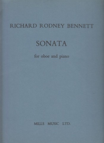 Image for Sonata for Oboe and Piano