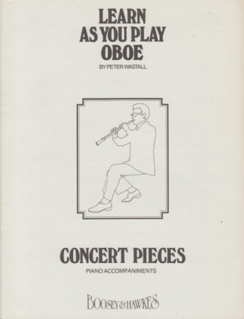 Image for Learn As You Play Oboe - Concert Pieces Piano Accompaniments