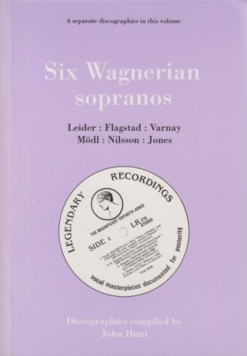 Image for Six Wagnerian Sopranos
