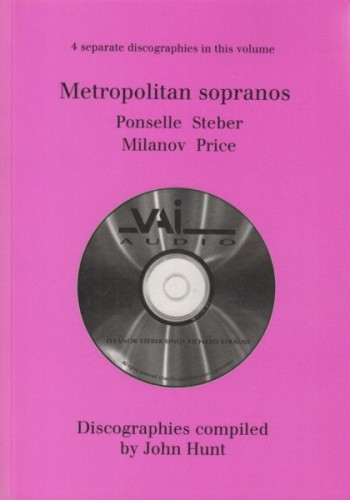 Image for Metropolitan Sopranos - Four Discographies