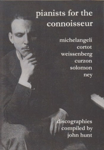 Image for Pianists for the Connoisseur - Six Discographies