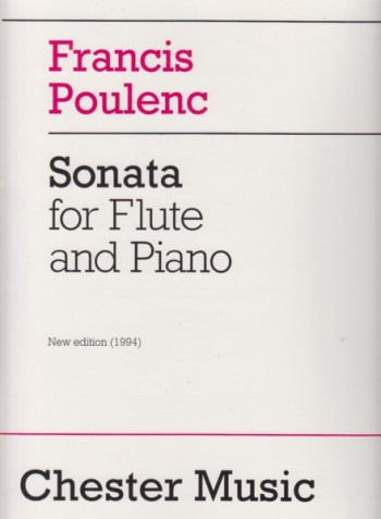 Image for Sonata for Flute and Piano