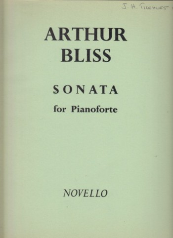Image for Sonata for Pianoforte