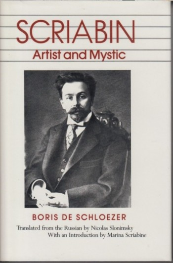 Image for Scriabin, Artist and Mystic